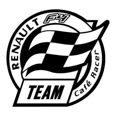 Sticker RENAULT sport ref 101