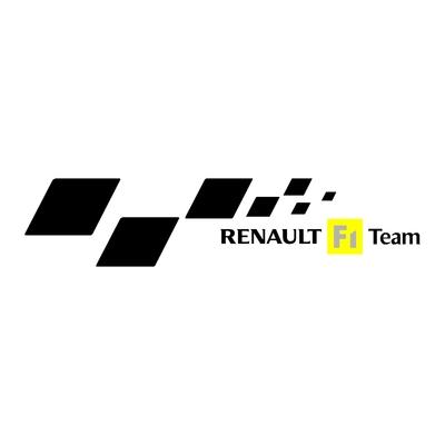Sticker RENAULT sport ref 68