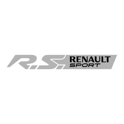 Sticker RENAULT sport ref 52