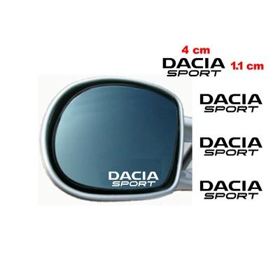 Stickers DACIA ref 40