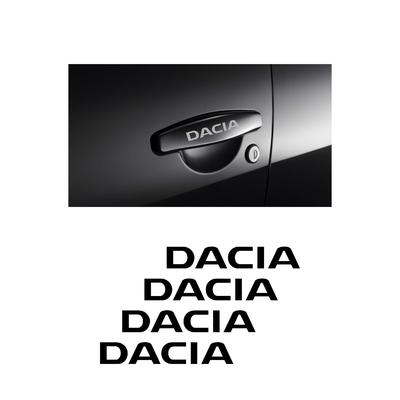 Stickers DACIA ref 47