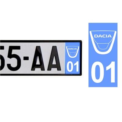 Sticker DACIA ref 41