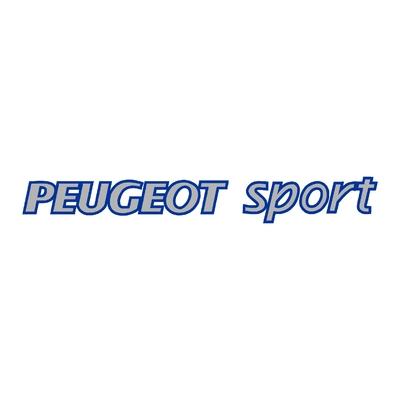 Sticker PEUGEOT sport ref 3