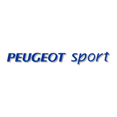 Sticker PEUGEOT sport ref 4