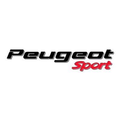 Sticker PEUGEOT sport ref 34