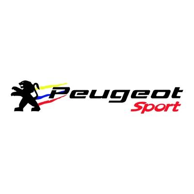 Sticker PEUGEOT sport ref 35