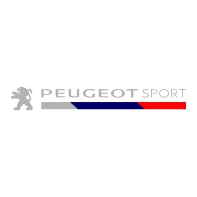 Sticker PEUGEOT sport ref 32