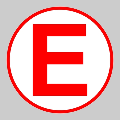 Sticker EXTINCTEUR ref 2