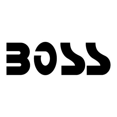 Sticker BOSS ref 2