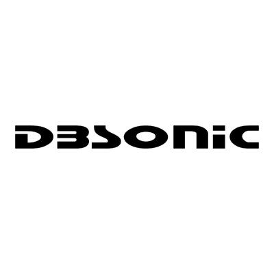 Sticker DBSONIC ref 1
