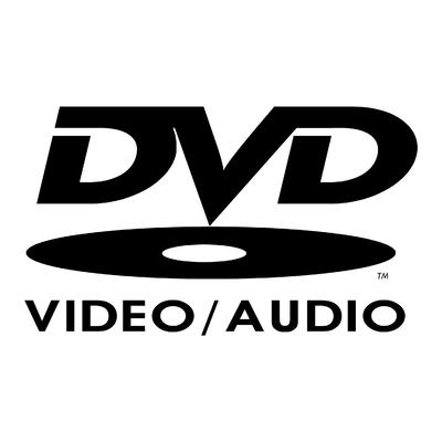 Sticker DVD ref 1