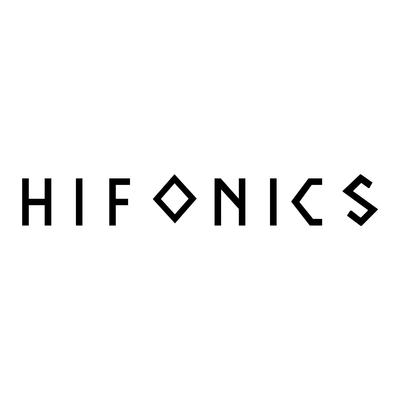 Sticker HIFONICS ref 1