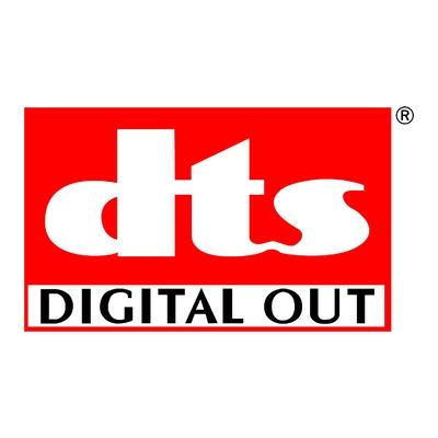 Sticker DTS DIGITAL ref 1