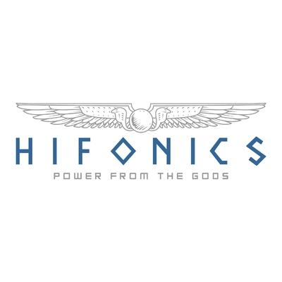 Sticker HIFONICS ref 3
