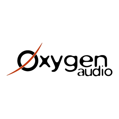 Sticker OXYGEN AUDIO ref 1