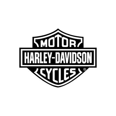 Sticker HARLEY DAVIDSON ref 1