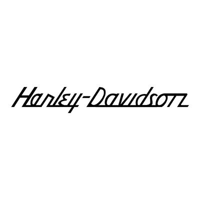 Sticker HARLEY DAVIDSON ref 104