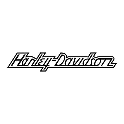 Sticker HARLEY DAVIDSON ref 107