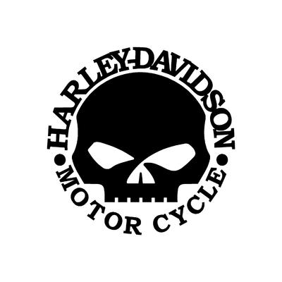 Sticker HARLEY DAVIDSON ref 114