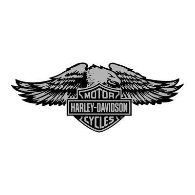 Sticker HARLEY DAVIDSON ref 70
