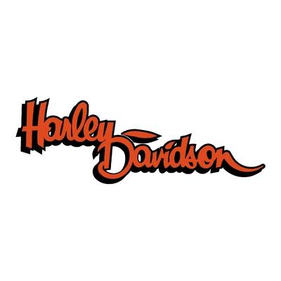 Sticker HARLEY DAVIDSON ref 24