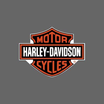 Sticker HARLEY DAVIDSON ref 4
