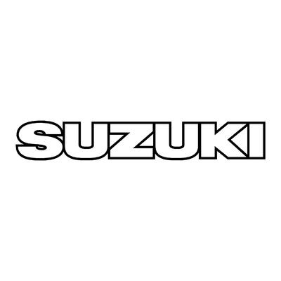 Sticker SUZUKI ref 2