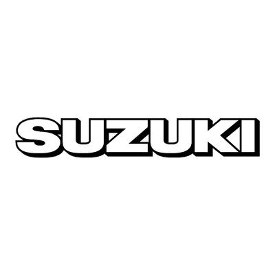 Sticker SUZUKI ref 3