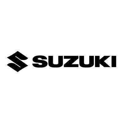Sticker SUZUKI ref 8
