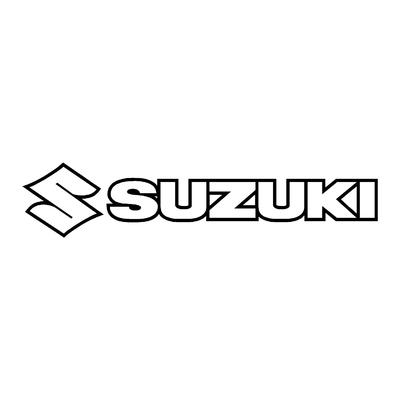Sticker SUZUKI ref 10