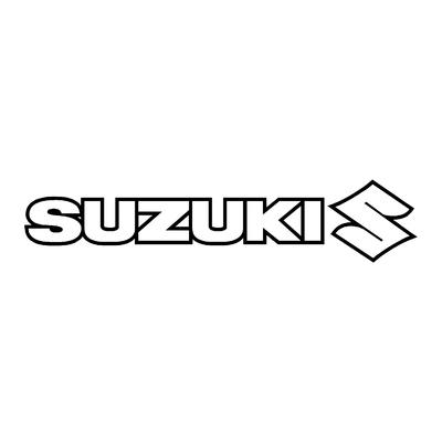 Sticker SUZUKI ref 11