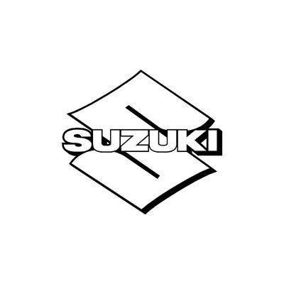 Sticker SUZUKI ref 45