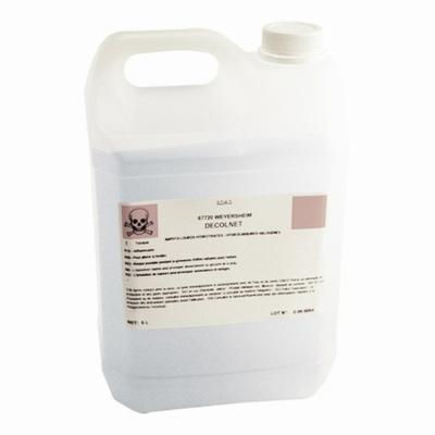 Dissolvant spécial trace de colle DECOL'NET pulvérisateur 500 ml