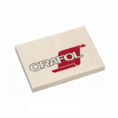 Raclette de pose en feutrine ORAFOL PRO surface courbe