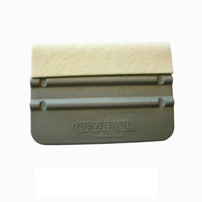 Raclette de pose grise ORAFOL PRO avec feutrine