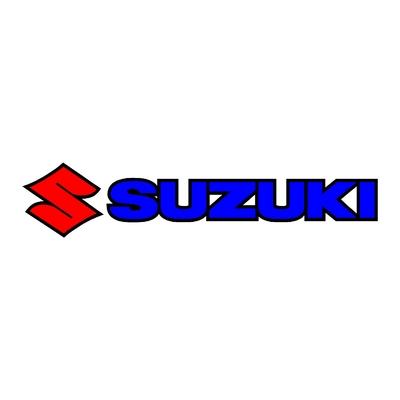 Sticker SUZUKI ref 18