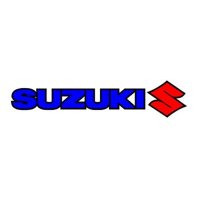 Sticker SUZUKI ref 19