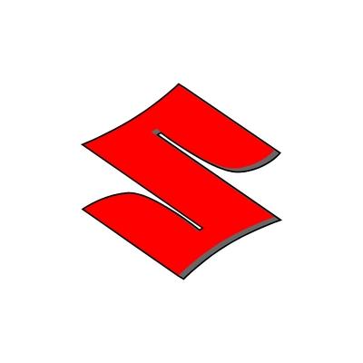 Sticker SUZUKI ref 34