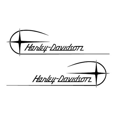Stickers HARLEY DAVIDSON ref 44