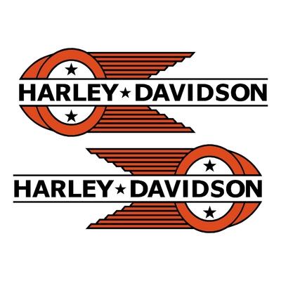 Stickers HARLEY DAVIDSON ref 43