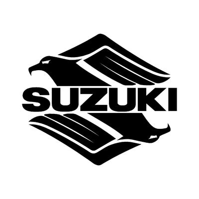 Sticker SUZUKI ref 51