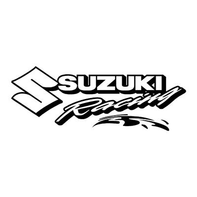Sticker SUZUKI ref 135