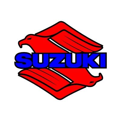 Sticker SUZUKI ref 56