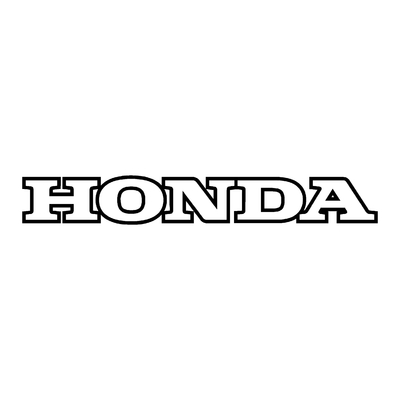 Sticker HONDA ref 2