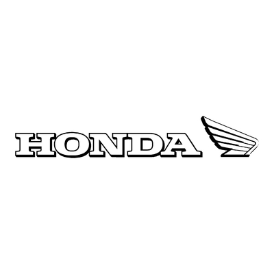 Sticker HONDA ref 10
