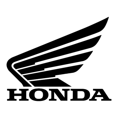 Sticker HONDA ref 15