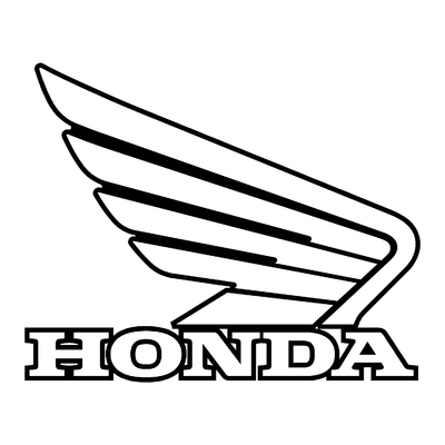 Sticker HONDA ref 20