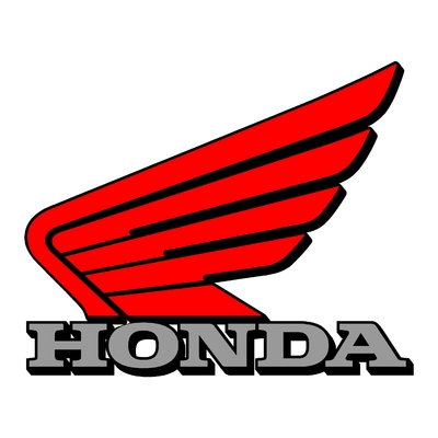 Sticker HONDA ref 23