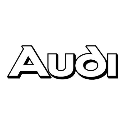 Sticker AUDI ref 10