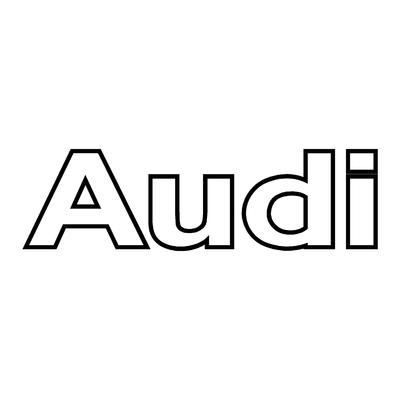 Sticker AUDI ref 14